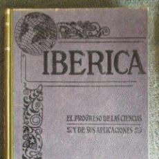 Coleccionismo de Revistas y Periódicos: REVISTA IBÉRICA AÑO 1948 / TOMO 8 / 2º SEMESTRE. Lote 89272508