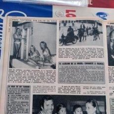 Coleccionismo de Revistas y Periódicos: JULIO IGLESIAS ISABEL PREYSLER . Lote 89667200
