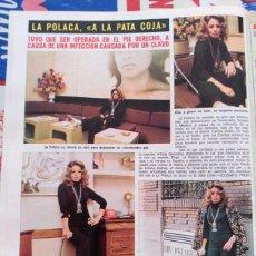 Coleccionismo de Revistas y Periódicos: LA POLACA. Lote 89671360