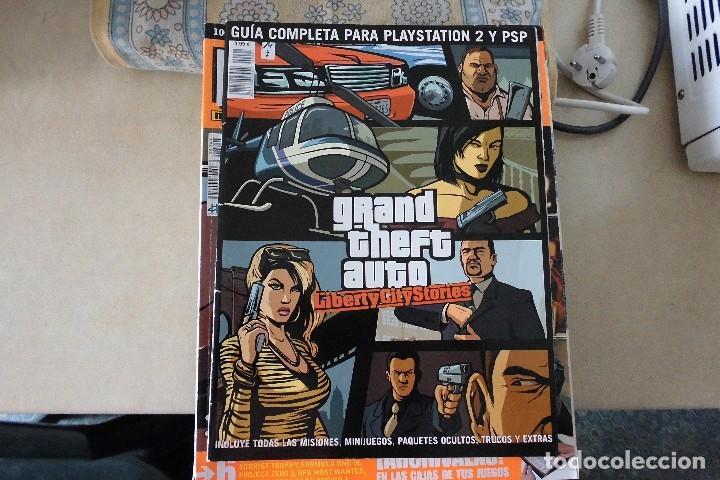 Revista Guia Del Juego Grand Theft Auto Liberty Comprar Otras