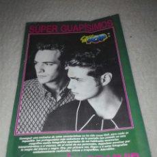 Coleccionismo de Revistas y Periódicos: REVISTA SUPER POP. Lote 89858300