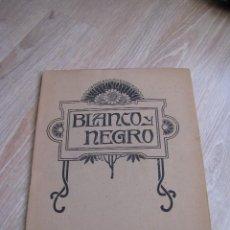 Coleccionismo de Revistas y Periódicos: REVISTA ILUSTRADA BLANCO Y NEGRO. Nº 1113 8 SEPTIEMBRE 1912.. Lote 90173040