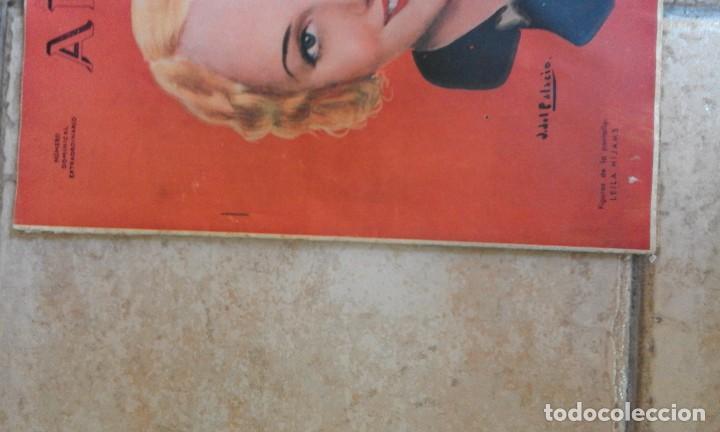 Coleccionismo de Revistas y Periódicos: Antiguo periodico diario extraordinario dominical ABC año 1933 Septiembre - Foto 2 - 90219724