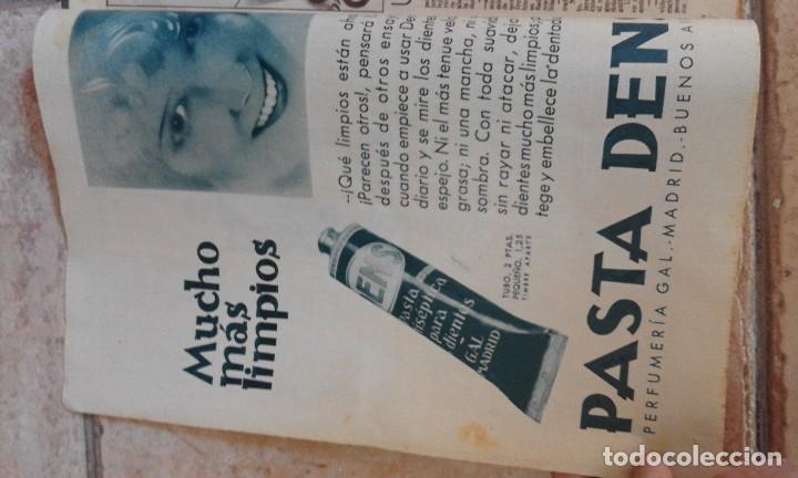 Coleccionismo de Revistas y Periódicos: Antiguo periodico diario extraordinario dominical ABC año 1933 Septiembre - Foto 5 - 90219724