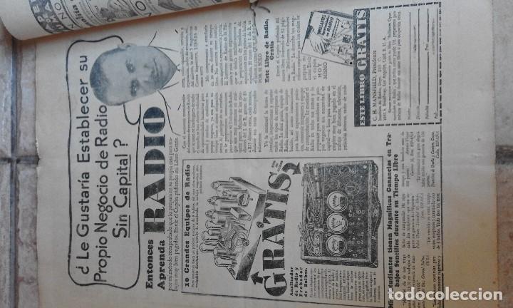 Coleccionismo de Revistas y Periódicos: Antiguo periodico diario extraordinario dominical ABC año 1933 Septiembre - Foto 10 - 90219724