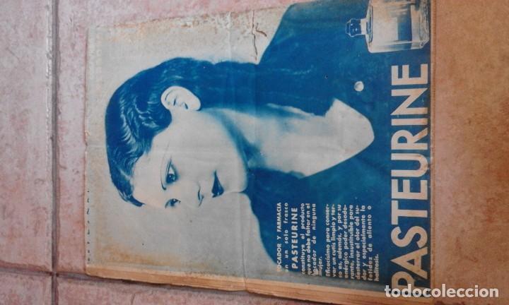 Coleccionismo de Revistas y Periódicos: Antiguo periodico diario extraordinario dominical ABC año 1933 Septiembre - Foto 11 - 90219724