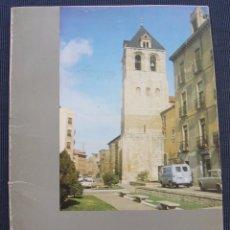 Coleccionismo de Revistas y Periódicos: REVISTA BOLETIN PUBLICACION: CASTILLOS DE ESPAÑA SEGUNDA EPOCA Nº 17 (84) VEASE SUMARIO. Lote 90614025