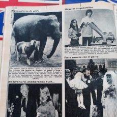 Coleccionismo de Revistas y Periódicos: CURD JURGENS. Lote 90685115