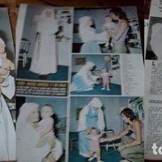 Coleccionismo de Revistas y Periódicos: REVISTA SEMANA 1971 ROCÍO DÚRCAL JULIO IGLESIAS . Lote 90722770
