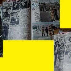 Coleccionismo de Revistas y Periódicos: REVISTA SEMANA 1970 ROCÍO DÚRCAL. Lote 90726295
