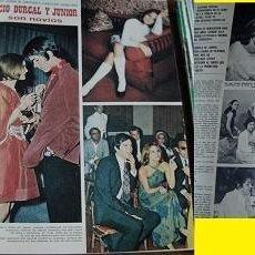 Coleccionismo de Revistas y Periódicos: REVISTA SEMANA 1969 ROCÍO DÚRCAL. Lote 90726555