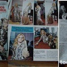 Coleccionismo de Revistas y Periódicos: REVISTA SEMANA 1972 ROCÍO DÚRCAL. Lote 90726780
