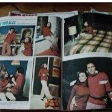Coleccionismo de Revistas y Periódicos: REVISTA SEMANA 1970 ROCÍO DÚRCAL. Lote 90728760