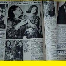Coleccionismo de Revistas y Periódicos: REVISTA SEMANA 1969 ROCÍO DÚRCAL, MARISOL. Lote 90730575