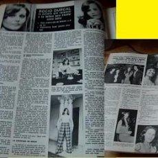 Coleccionismo de Revistas y Periódicos: REVISTA SEMANA 1972 ROCÍO DÚRCAL MARISOL. Lote 90730670