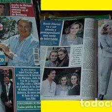 Coleccionismo de Revistas y Periódicos: REVISTA SEMANA 1996 ROCÍO DÚRCAL. Lote 90731205