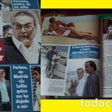 Coleccionismo de Revistas y Periódicos: REVISTA SEMANA 1995 ROCÍO DÚRCAL. Lote 90731260