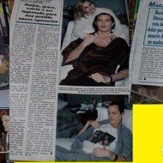 Coleccionismo de Revistas y Periódicos: REVISTA SEMANA 1993 ROCÍO DURCAL ISABEL PREYSLER . Lote 90731820
