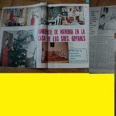 Coleccionismo de Revistas y Periódicos: REVISTA AMA 1970 ROCÍO DÚRCAL MARISOL. Lote 90761070