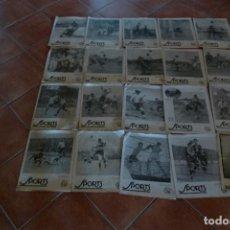 Coleccionismo de Revistas y Periódicos: LOTE 20 REVISTAS DEPORTIVAS SPORTS AÑOS 20. PORTADAS BLANCO Y NEGRO. Lote 90799860