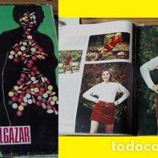 Coleccionismo de Revistas y Periódicos: REVISTA GACETA ILUSTRADA 1968 ROCÍO DÚRCAL . Lote 90854410