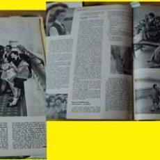 Coleccionismo de Revistas y Periódicos: REVISTA ACTUALIDAD ESPAÑOLA 1962 ROCÍO DÚRCAL MARISOL. Lote 90854555