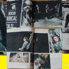Coleccionismo de Revistas y Periódicos: REVISTA ACTUALIDAD ESPAÑOLA 1964 ROCÍO DÚRCAL. Lote 90854645