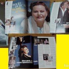 Coleccionismo de Revistas y Periódicos: REVISTA GALA 2006 ROCÍO DÚRCAL. Lote 90854930