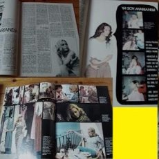 Coleccionismo de Revistas y Periódicos: REVISTA FOTOGRAMAS 1972 ROCÍO DÚRCAL. Lote 90855055