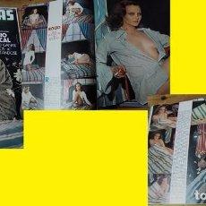 Coleccionismo de Revistas y Periódicos: REVISTA FOTOGRAMAS 1976 ROCÍO DÚRCAL. Lote 90855340