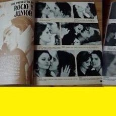 Coleccionismo de Revistas y Periódicos: REVISTA FOTOGRAMAS 1970 ROCÍO DÚRCAL SARA MONTIEL. Lote 90855385
