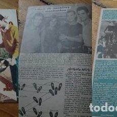 Coleccionismo de Revistas y Periódicos: REVISTA SERENATA EXTRA 1963 ROCÍO DÚRCAL DÚO DINÁMICO. Lote 90943195
