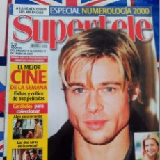 Coleccionismo de Revistas y Periódicos: BRAD PITT. Lote 91328070