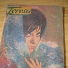 Coleccionismo de Revistas y Periódicos: TERESA, REVISTA PARA TODAS LAS MUJERES, Nº 99 DE MARZO DE 1962. Lote 195222185
