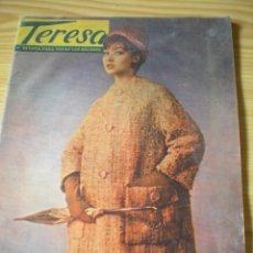 Coleccionismo de Revistas y Periódicos: TERESA, REVISTA PARA TODAS LAS MUJERES, Nº 94 DE OCTUBRE DE 1961. Lote 195222545