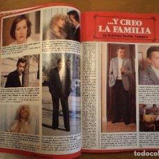 Coleccionismo de Revistas y Periódicos: …Y CREÓ LA FAMILIA. FOTONOVELA. SAUTIER CASASECA, GUILLERMO. COMPLETO.. Lote 91397835