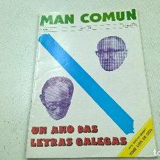 Coleccionismo de Revistas y Periódicos: REVISTA-MAN COMUN-NUMERO 10-MAIO 1981-N.. Lote 91443885