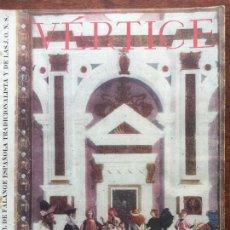 Coleccionismo de Revistas y Periódicos: REVISTA NACIONAL VÉRTICE DE LA FALANGE ESPAÑOLA NÚMERO 56 JUNIO 1942 DIVISIÓN AZUL. Lote 91555850