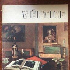 Coleccionismo de Revistas y Periódicos: REVISTA VÉRTICE DE LA FALANGE ESPAÑOLA NÚMERO 26 OCTUBRE 1939. Lote 91560460