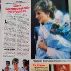 Coleccionismo de Revistas y Periódicos: LADY DI DIANA DE GALES. Lote 91598305