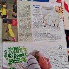Coleccionismo de Revistas y Periódicos: GWYNETH PALTROW. Lote 91637205
