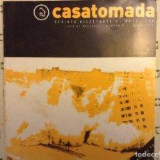 Coleccionismo de Revistas y Periódicos: CASATOMADA. REVISTA DILETTANTE DE ARTE LAXO. NUMERO 01. MAYO 2003. Lote 91677430