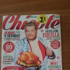 Coleccionismo de Revistas y Periódicos: LA COCINA DE NAVIDAD DE CHICOTE. Lote 91733610