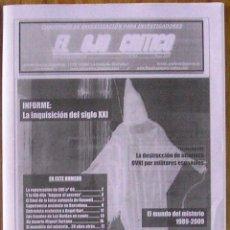 Coleccionismo de Revistas y Periódicos: REVISTA EL OJO CRÍTICO Nº61. OVNIS, PARAPSICOLOGIA, SECTAS, OPERACIONES PSICOLÓGICAS, OCULTISMO, UFO. Lote 93637300