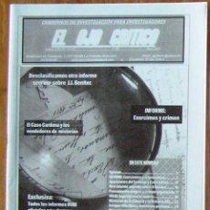 Coleccionismo de Revistas y Periódicos: REVISTA EL OJO CRÍTICO Nº64.ESPECIAL EXORCISMOS.J.J. BENÍTEZ,OVNIS,PARAPSICOLOGIA,IKER JIMÉNEZ,SECTA. Lote 93264395