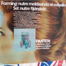 Coleccionismo de Revistas y Periódicos: PANTEN ANUNCIO VINTAGE. Lote 91792850
