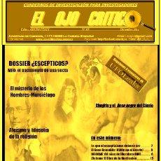 Coleccionismo de Revistas y Periódicos: REVISTA EL OJO CRÍTICO Nº69.DOSSIER ESCÉPTICOS,UFOLEAKS,OVNIS,PARAPSICOLOGIA,PIEDRAS DE ICA,UFO. Lote 93264388