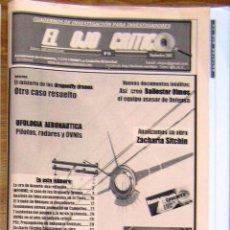 Coleccionismo de Revistas y Periódicos: REVISTA EL OJO CRÍTICO 71.DOSSIER OVNIS Y ARTE.UFOLOGÍA AERONAUTICA.PARAPSICOLOGIA.OUIJA.PARANORMAL. Lote 92145808