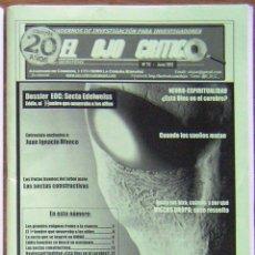 Coleccionismo de Revistas y Periódicos: REVISTA EL OJO CRÍTICO Nº73.SECTA EDELWEIS.JUAN IGNACIO BLANCO.ABDUCCIONES OVNI.PARAPSICOLOGIA.UMMO. Lote 91796450