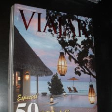 Coleccionismo de Revistas y Periódicos: REVISTA DE VIAJES VIAJAR ESPECIAL 50 ISLAS DE ENSUEÑO. Lote 91803445